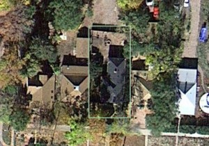 Satellite of our lot